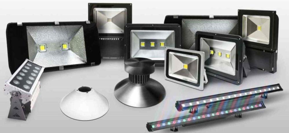Выбираем светодиодный прожектор