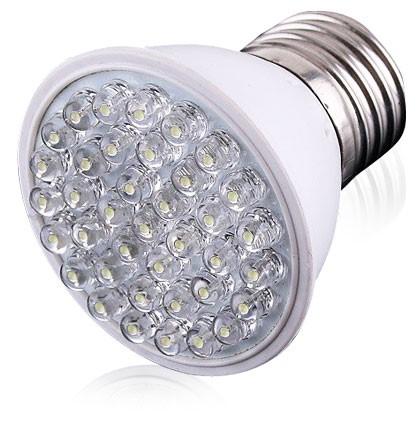 Освещение светодиодными лампами
