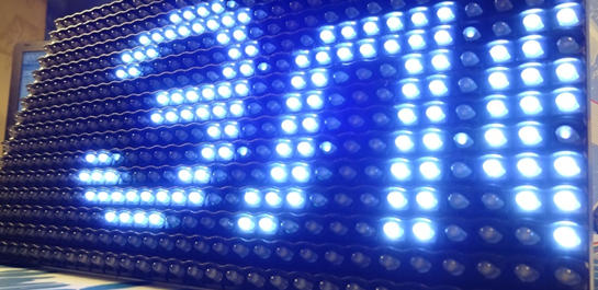 Сверхъяркие светодиоды