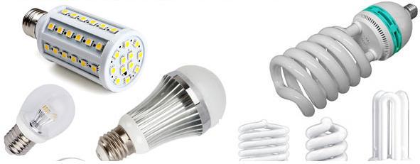 Сравниваем энергосберегеющие и светодиодные лампы