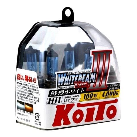 KOITO Whitebeam H11