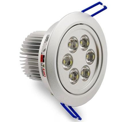 Точечный диодный светильник