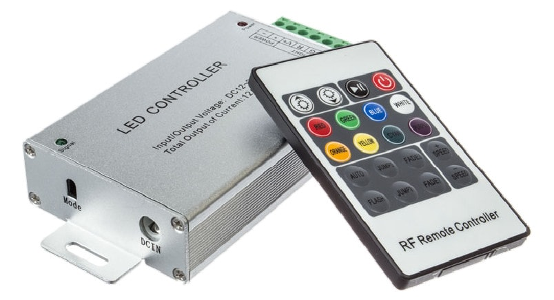 Контроллер RGB ленты