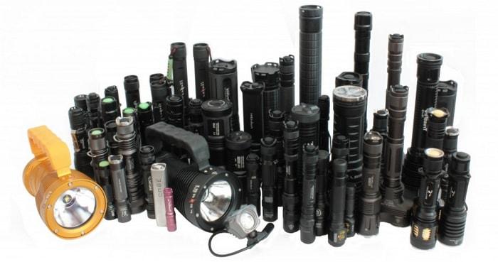 Светодиодные фонарики