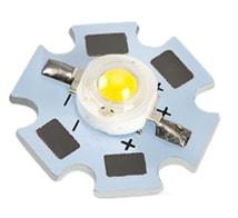 Подложка для мощных светодиодов