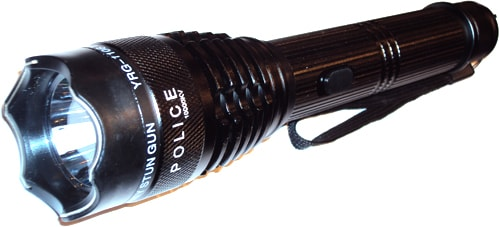 LED фонарик Police