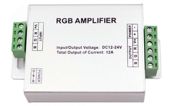 Rgb усилитель контроллера (rgb amplifier)