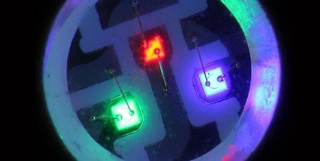 Что такое rgb светодиод