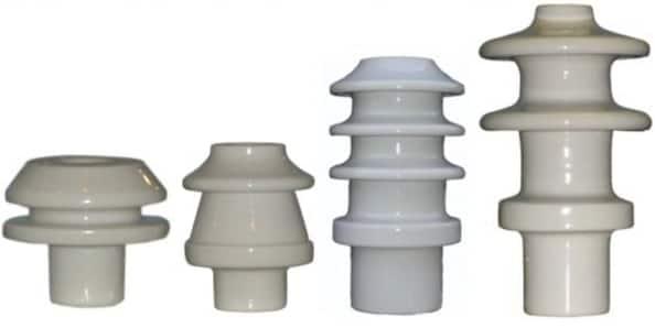 Фарфоровые изоляторы для сауны