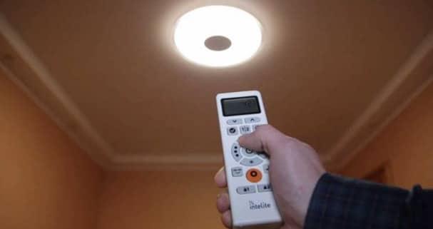 Готовые светильники с регулировкой яркости