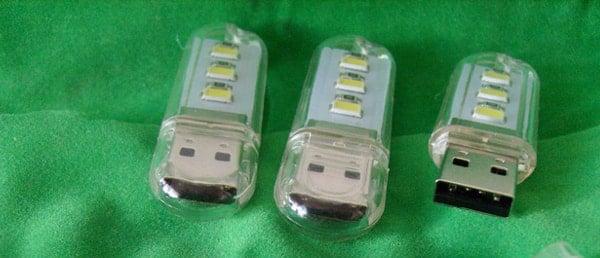 USB ночник