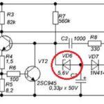 Схема зарядного устройства №1