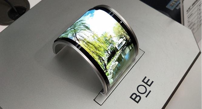 гибкие OLED для Apple