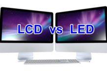 Сравним LED и LCD